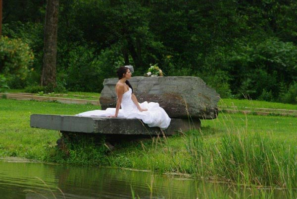 Creekside Grove Wedding Location