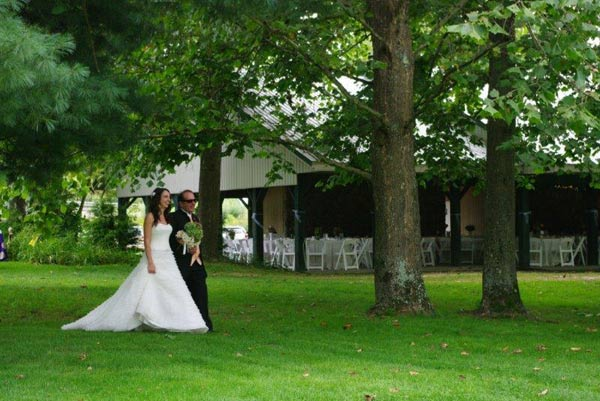 Creekside Grove Wedding Pavilion