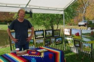 Art Festival Vendor